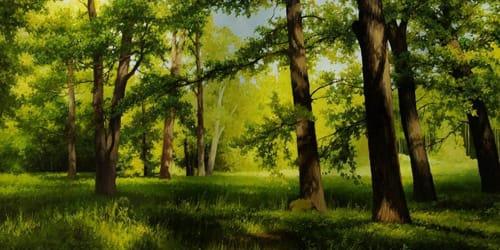 сонник лес