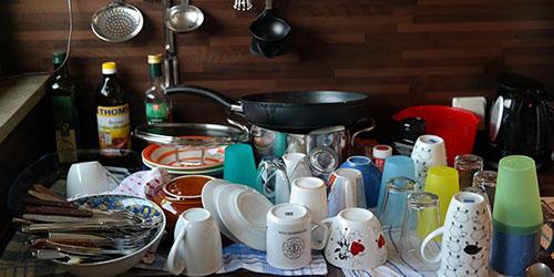 К чему снится мыть грязную посуду?