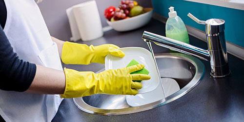 Приснилось мыть посуду