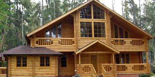 сонник новый деревянный дом