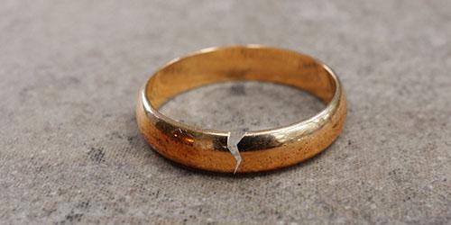к чему снится поломанное обручальное кольцо