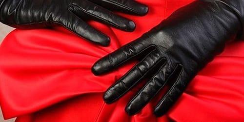 к чему снятся кожаные черные перчатки