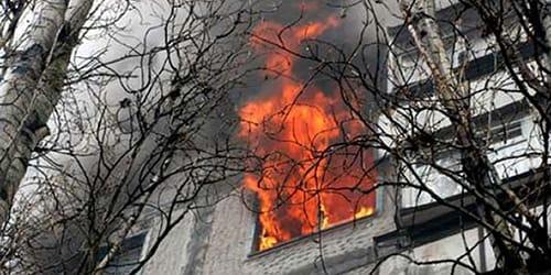 сонник пожар в доме