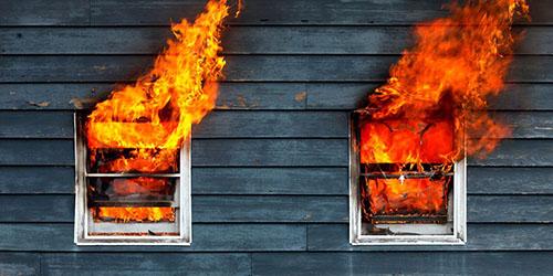 приснился пожар в чужом доме