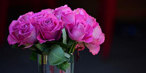 приснился букет роз