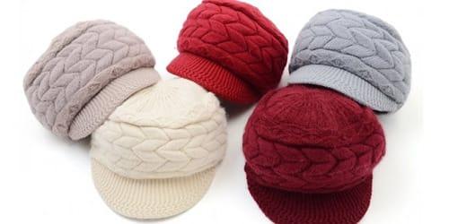 цветные шапки