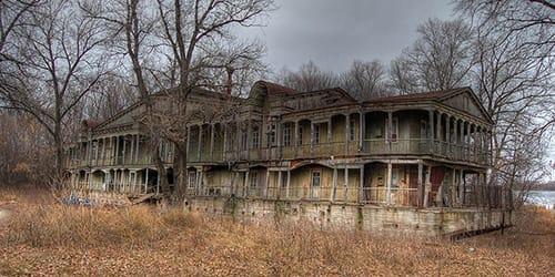 к чему снится старый дом во сне