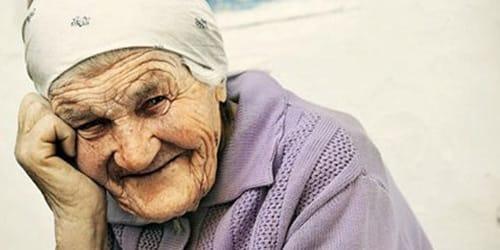 бабушка во сне