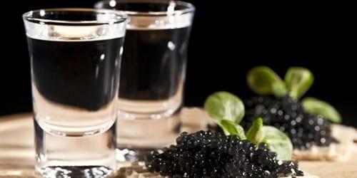 2 рюмки водки