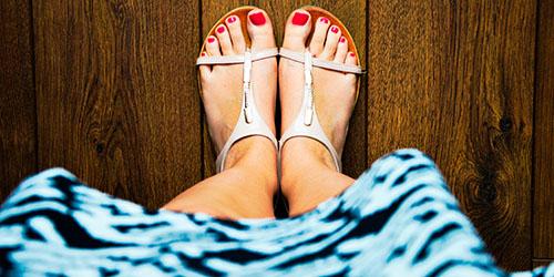 к чему снятся женские волосатые ноги