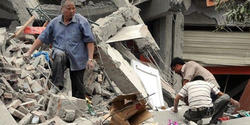 сонник землетрясение