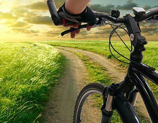 Ехать на велосипеде
