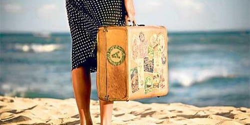 сонник чемодан