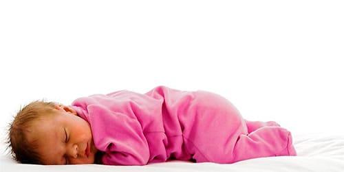 грудной ребенок во сне