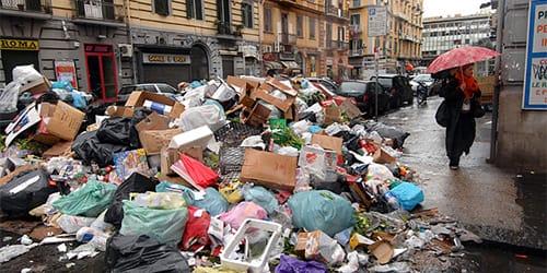 к чему снится мусор