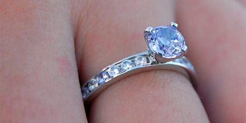 сонник обручальное кольцо на пальце
