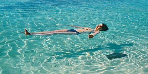 к чему снится плавать в море