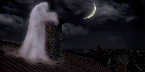 сонник призрак