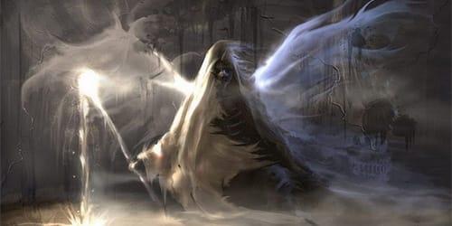 к чему снится призрак