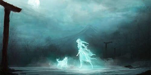 призрак во сне