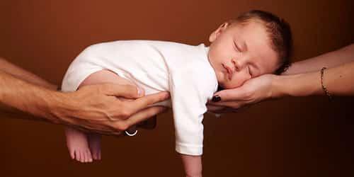 Приснился ребенок на руках
