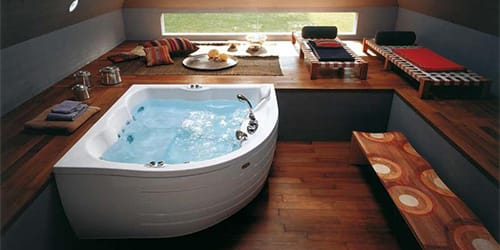 к чему снится ванна