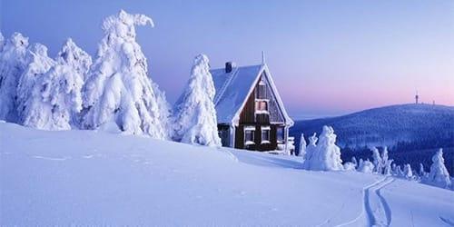 к чему снится зима