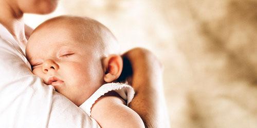 приснилось укачивать грудного ребенка