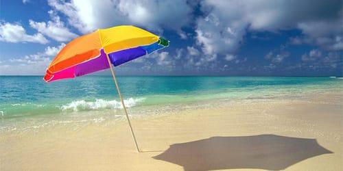 сонник море пляж