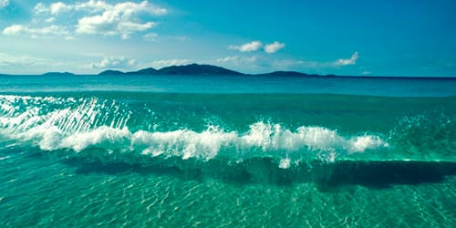 сонник море волны