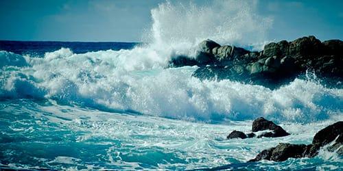к чему снится море волны