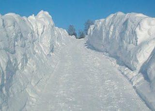 Снег (Сугробы)