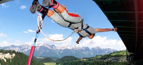 к чему снится прыгать с высоты