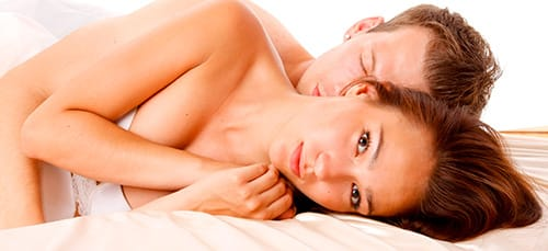 спать с мужчиной