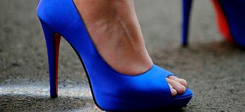 сонник каблуки