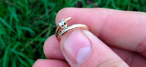 к чему снится найти кольцо