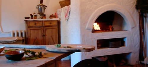 сонник печь