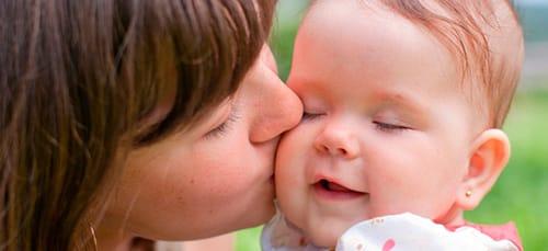 к чему снится целовать младенца