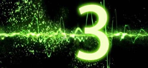 к чему снится число 3