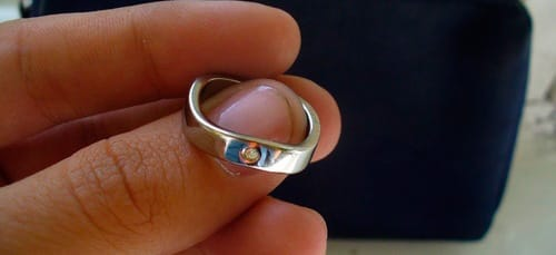 искать золотое кольцо