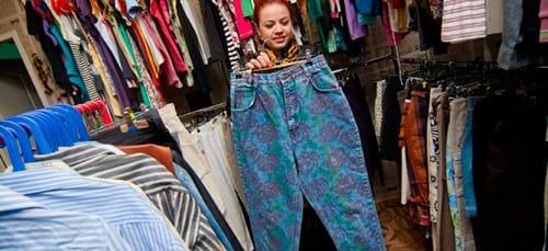 к чему снятся брюки большого размера