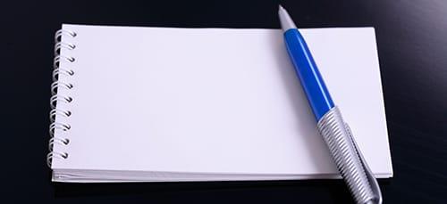 к чему снится белый лист бумаги