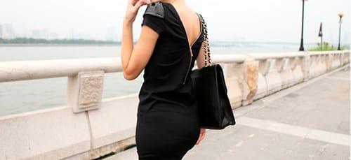 к чему снится короткое черное платье