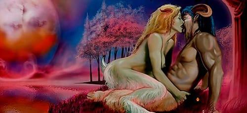 интимные отношения с дьяволом