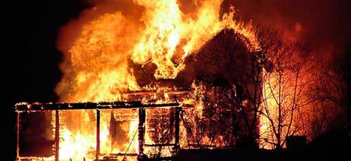 К чему снится горящий дом чужой