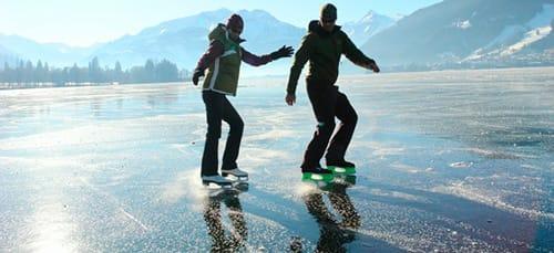 к чему снится катание на коньках