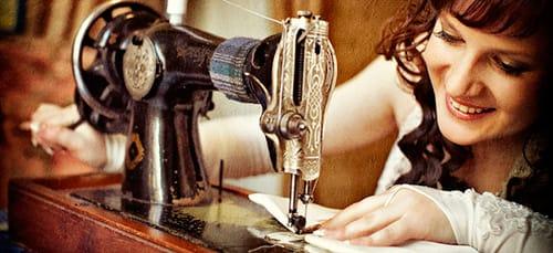к чему снится шить