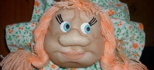 шить куклу