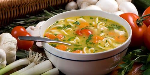 к чему снится тарелка супа
