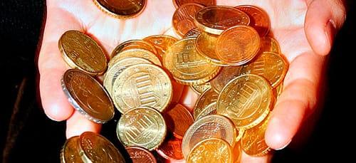 звон золотых монет